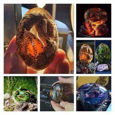 Resin Crafts, Resin Art, Christmas Bulbs, Christmas Gifts, Dragons, Dragon Egg, Baby Dragon, How To Train Your Dragon, The Hobbit
