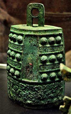 Zhong bronze bell
