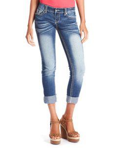 Charlotte Russe Capri Jeans!