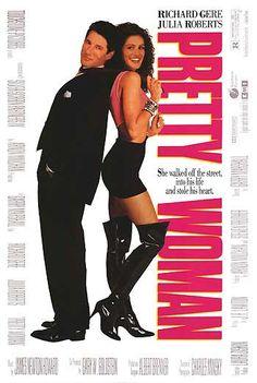 Pretty Woman movie poster | Pretty Woman movie posters at movie poster warehouse movieposter.com