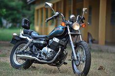 Honda Rebel. Really love this one