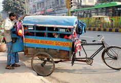 https://flic.kr/p/bqGgBo | Cambridge Primary School | Near Chawri Bazar Road, Old Delhi, India