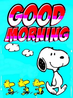 Good Morning Christmas, Good Morning Snoopy, Good Morning Gif, Good Morning Quotes, Snoopy Pictures, Emoji Pictures, Charlie Brown And Snoopy, Snoopy And Woodstock, Peanuts Snoopy