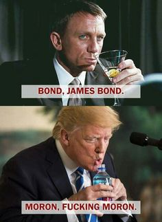 Maybe he should have a baby sippy cup!