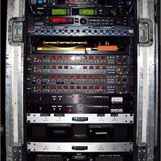 James Hetfield's rig