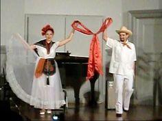 La Bamba (Son jarocho) Folk dance from Veracruz, Mexico