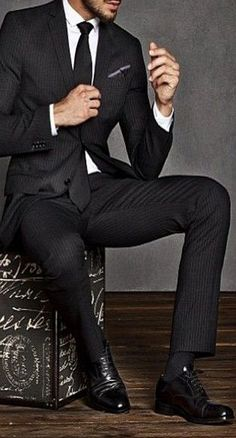 Suit up //
