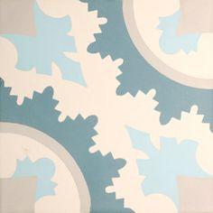 VN Azule 19* Zementfliesen von Designfliesen.de