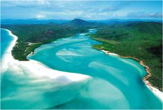 Great Barrier Reef in Australia, I'm definitely going here some day