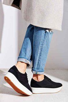 Vagabond Casey Platform Sneaker - Urban Outfitters