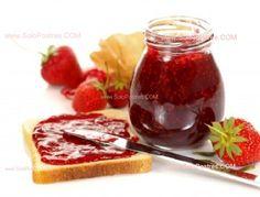 Deliciosa salsa de frutilla al Oporto