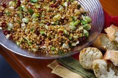 Blue Dog Bakery's Wheat Berry Salad