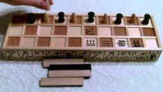 Senet - How to Play (Part 1 of 3)