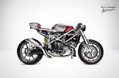 Ducati 749 Cafe Racer - from garageprojectmotorcycles.tumblr.com