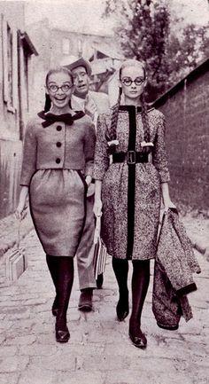 Audrey Hepburn & Mel Ferrer for Harper's Bazaar, 1959 by Richard Avedon .