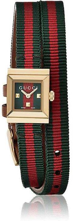 Gucci Women's G-Frame Watch #affiliate