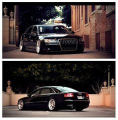 Audi - Rotiform X Stance Works My Dream Car, Dream Cars, Audi A8, Tuner Cars, Wide Body, Car In The World, Car Manufacturers, My Ride, Cars Motorcycles