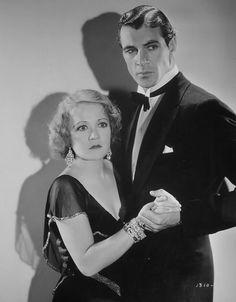 "Wynne Gibson & Gary Cooper -""City Streets"" 1931"