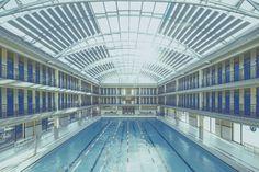 Franck Bohbot's Portfolio - Swimming Pool