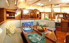 So colorful! http://www.sailboat-interiors.com/ http://www.sailboat-interiors.com/store