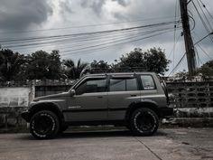 VITARA THAILAND THAISTYLE #SUZUKI_SIDEKICK#adventure #suzuki #vitara #4x4 #fourwheel#mini#build #4x4life #offroad Sidekick Suzuki, Suzuki Vitara 4x4, Chevrolet 4x4, Military Army, Offroad, Samurai, Thailand, Adventure, Future
