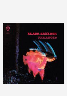 Paranoid LP (Color)