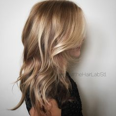 Image result for mixed blonde tones hair