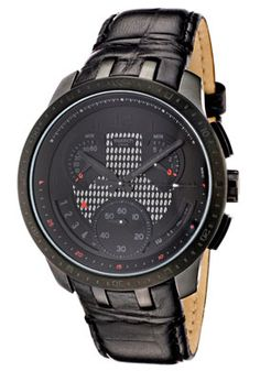 Swatch Irony Retrograde Cold Hour Black YRB402, just got it... Kinda falling in love with it.