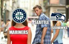Mariners Baseball, Seattle Seahawks, Sports, Hs Sports, Sport