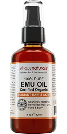 emu oil and your love life.