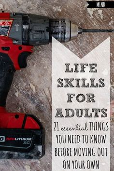 21 Things You Need to Know Before Moving Out on Your Own Ready to move out on your own? Or send your kids out into the world? Here are the life skills for adults you NEED for a safer, cheaper, smarter, smoother transition. Life Skills Lessons, Life Skills Activities, Activities For Adults, Art Therapy Activities, Savings Planner, Budget Planer, Moving Out, Budgeting Money, Social Skills