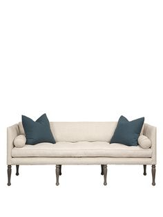 Ashberry Sofa by Benchmade by Brownstone on Gilt Home