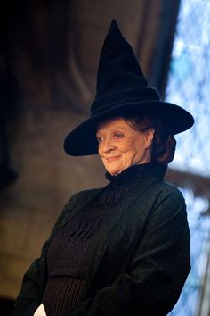 Happy birthday to Minerva McGonagall, talented Animagus, compassionate friend, wise mentor, and brave and tireless champion against Dark magic!