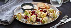 """Waldorf"" Salad-on-a-Stick by Dana White Recipe | Hidden Valley®"