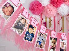 Twinkle Girl First Birthday Ideas Boss Birthday, Baby Girl 1st Birthday, Fairy Birthday, Baby Girl Birthday, Frozen Birthday Party, First Birthday Parties, Birthday Party Themes, First Birthdays, Birthday Ideas