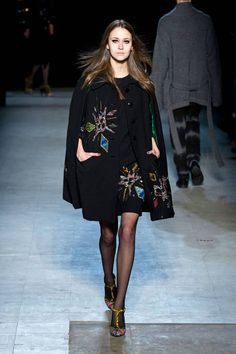 Libertine Fall 2013 Ready-to-Wear Runway - Libertine Ready-to-Wear Collection - ELLE