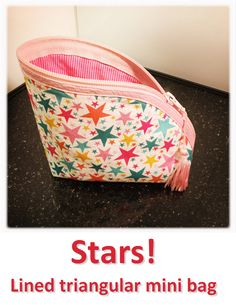Stars! (01) Mini Bag, Lunch Box, Stars, Collection, Bento Box, Sterne, Small Bags, Star