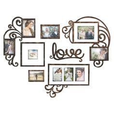 Jerry & Maggie Photo Frame Plaque College - Valentine Wall Decoration Brown PVC for sale online Home Wall Art, Wall Art Decor, Ceiling Decor, Room Decor, Love Picture Frames, Picture Groupings, Picture Arrangements, Wall Groupings, Family Wall Decor