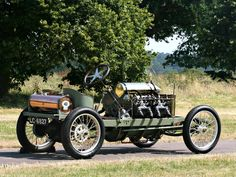 Darracq 200 HP Sprint '1905