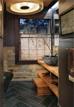 Love the Earthy Contemporary Look!