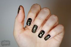 """""""Great Gatsby"""" Inspired / art deco / striping tape / mix and match"""