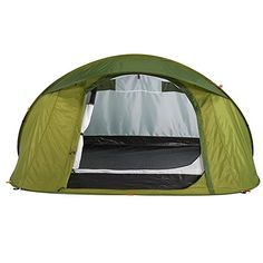 Quechua 2 Seconds Pop Up Easy-to-carry 3 Persons Tent, Green *** CONTINUE @: http://www.best-outdoorgear.com/quechua-2-seconds-pop-up-easy-to-carry-3-persons-tent-green/