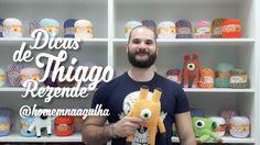 Thiago Rezende (Homem na Agulha) - O que é Amigurumi?