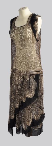 flapper dress ca 1920s - Google Search