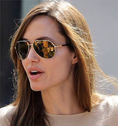 c3d4b0281df62 angelina jolie sunglasses - Pesquisa Google. Cristiane Campos · Óculos de  sol