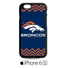 Football Club logo Denver Broncos iPhone 6S  Case