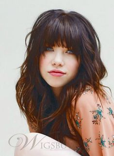 Bang Styles For Long Hair Cool 33 Long Layered Hair Style With Bangs  Pinterest  Long Hairstyle