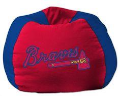 Altlanta Braves MLB Bean Bag Chair – by The Northwest Company