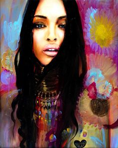 Earthbloom # Charmaine Olivia