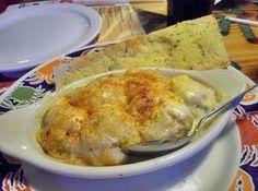 Seafood Stuffed Mushrooms Copycat recipe from Joe's Crab Shack and Weight Watcher friendly. Each mushroom cap is 3 WW Points Plus. Skinny Recipes, Ww Recipes, Copycat Recipes, Cooking Recipes, Healthy Recipes, Healthy Meals, Skinny Meals, Diabetic Recipes, Healthy Food